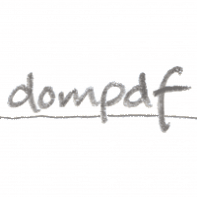 Generar pdf con DOMPDF