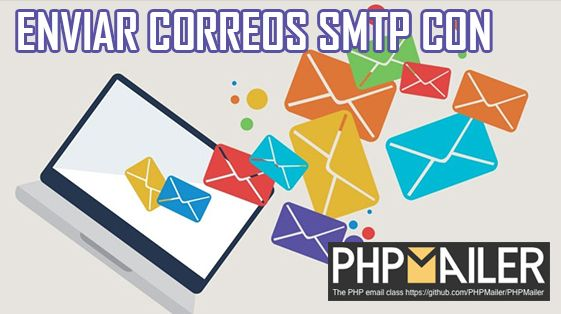 Enviar correos PHPMailer
